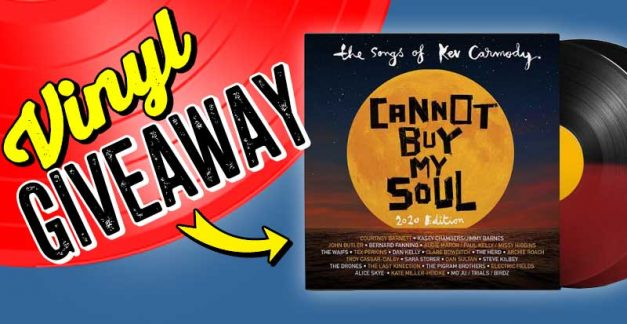 New release vinyl giveaway: Cannot Buy My Soul