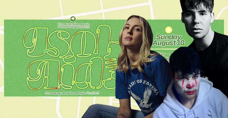 ISOL-AID #22 is a dollop of divinity for your Sunday arvo