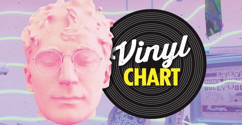 JB's vinyl chart (Aug 7 – Aug 13, 2020)