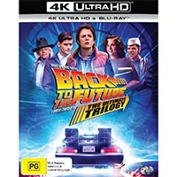 4K October 2020 - Back to the Future Trilogy