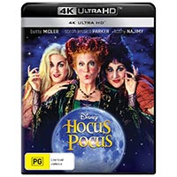 4K October 2020 - Hocus Pocus