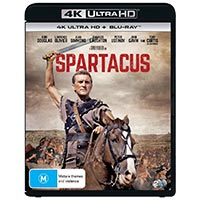 4K October 2020 - Spartacus