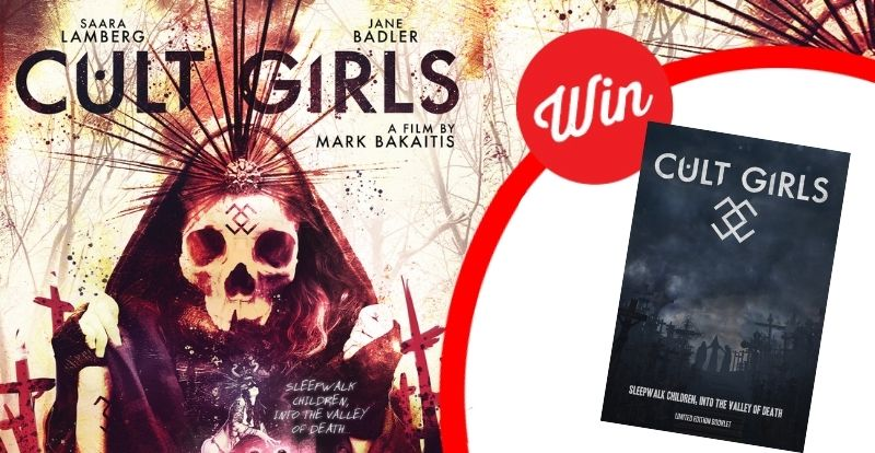 WIN a Cult Girls signed booklet!