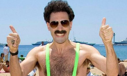 Borat's back, with a title bigger and badder than ever!