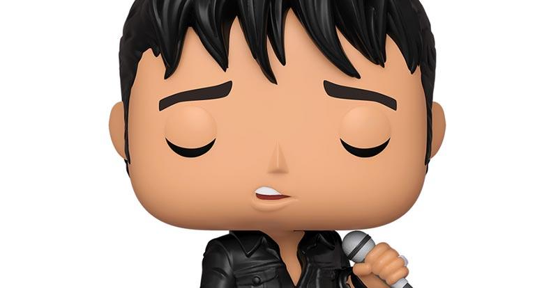 Uh-huh, Elvis is set to go Pop!