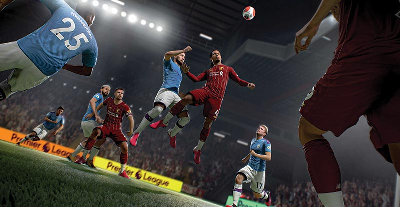Heading in the right direction – FIFA 21 preview
