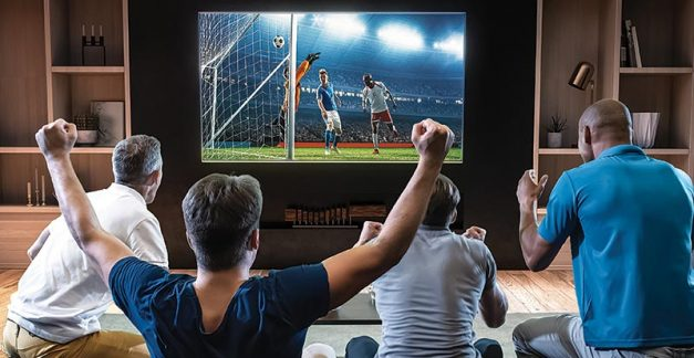 Game, set, match – TVs for sport