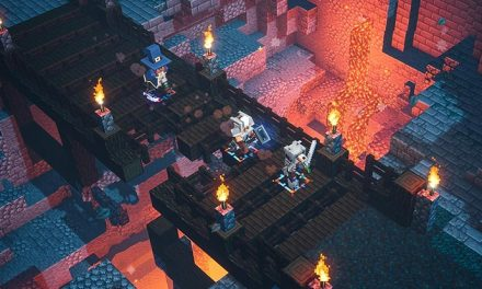 Minecraft Dungeons: Hero Edition – review