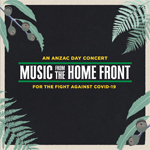 Album cover artwork for Music From The Home Front album