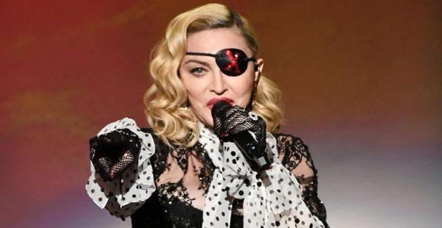 Madonna gets the DIY bug
