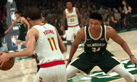 NBA 2K21 – review