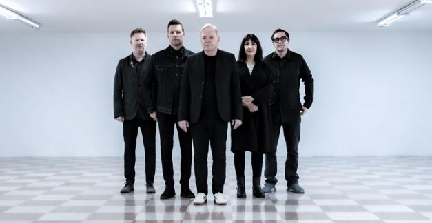 'Be a Rebel' with New Order!