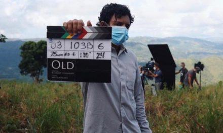 M. Night Shyamalan's new movie is Old
