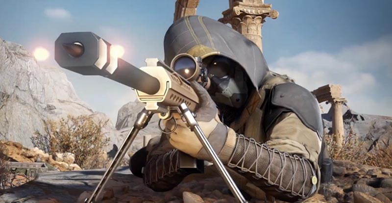 A new Sniper is coming to town