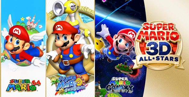 Get ready for a whole lot of Super Mario!