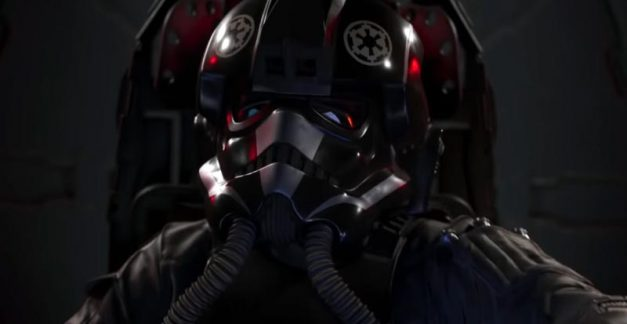 Prepare for Star Wars: Squadrons with CG short Hunted
