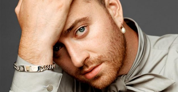 A shiny new single and album from Sam Smith