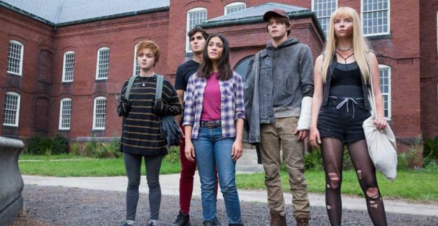 Interview with the director and cast of The New Mutants