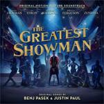 The Greatest Showman soundtrack album cover