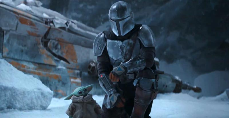 Take a peek at new The Mandalorian