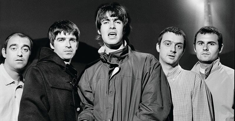 Oasis – 25 years of (What's the Story) Morning Glory?