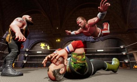 WWE 2K Battlegrounds – review
