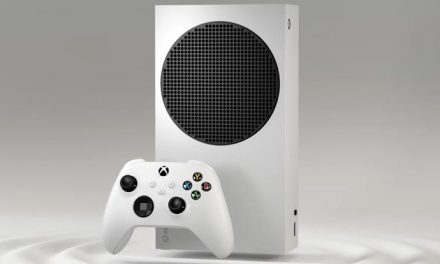 Microsoft reveal the Xbox Series S