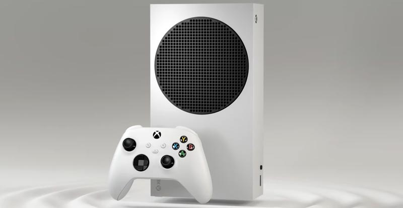 Microsoft reveal the Xbox Series S