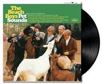 Vinyl album cover artwork for Pet Sounds by The Beach Boys