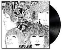 Vinyl aobum cover artwork for Revolver by The Beatles
