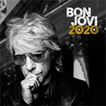 Album cover artwork for Bon Jovi album Bon Jovi 2020