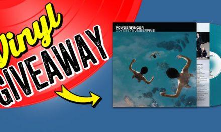 New release vinyl giveaway: Odyssey Number Five