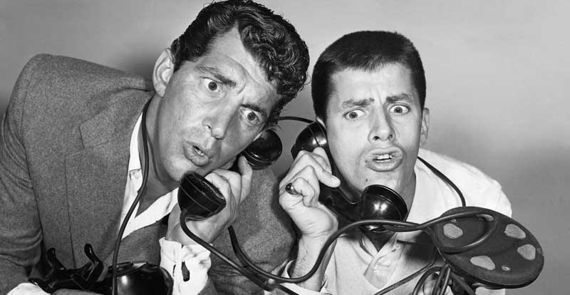 Bob J's Movie Trivia – The Dean Martin and Jerry Lewis Story