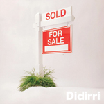 Album cover artwork for Sold For Sale by Didirri