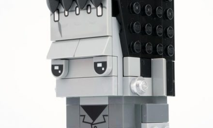 Get ur Frank on with LEGO Universal Monsters!