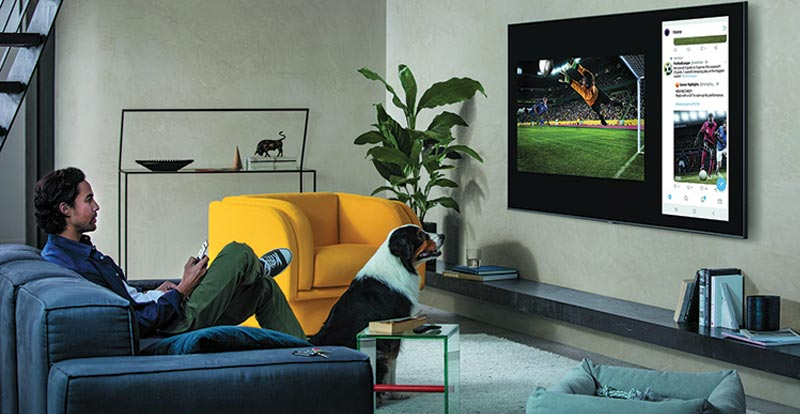 Good, better, best TVs for sport