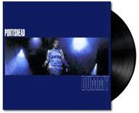 Vinyl album cover artwork for Dummy by Portishead