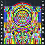 Album cover artwork for The Ascension by Sufjan Stevens