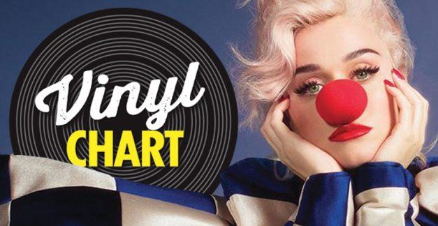 JB's vinyl chart (Aug 28 – Sep 3, 2020)