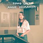 Album cover artwork for Piano Salt by Angie McMahon