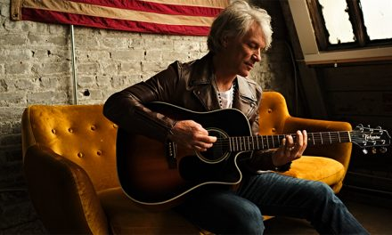 Jon Bon Jovi: Giving love a good name