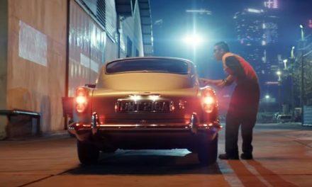New James Bond ad delivers thrills