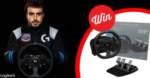 Kick it up a gear with Logitech