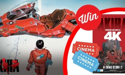 WIN tickets to see AKIRA!