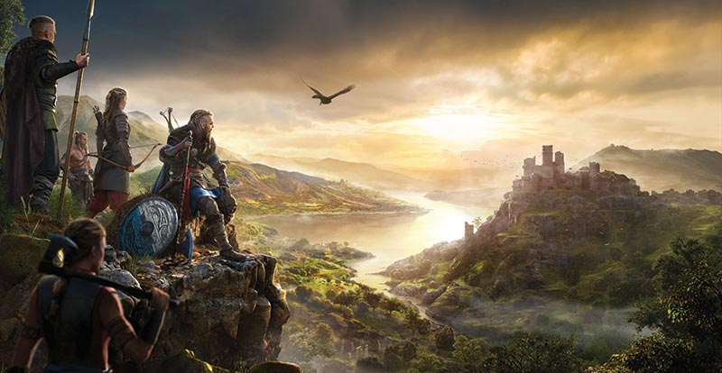 Very Norse! Assassin's Creed Valhalla Q&A
