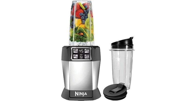 Nutri Ninja with 1000w Auto IQ Blender