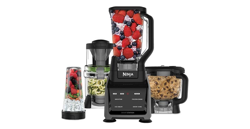Nutri Ninja 1200W IntelliSense Ninja Kitchen System