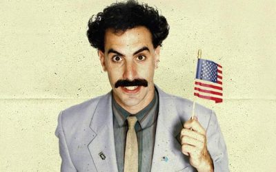 Borat 2 teaser is very nice?