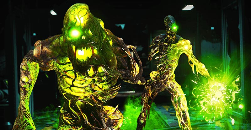 Zoinks! Call of Duty: Black Ops Cold War zombies!