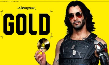 Cyberpunk 2077 goes gold with Keanu